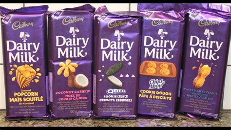 store bought chocolate bars    put