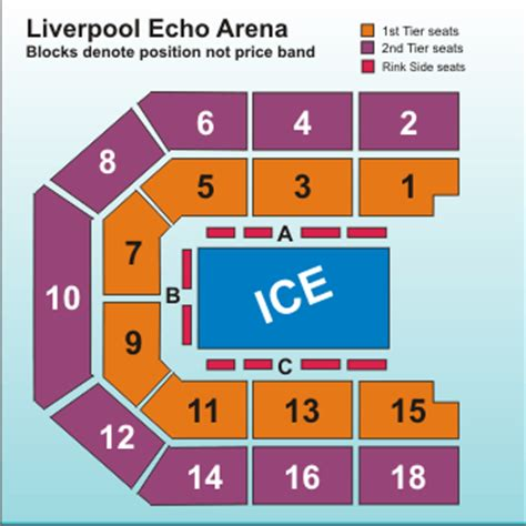 liverpool echo arena floor plan image gallery liverpool disney on ice silver anniversary celebration liverpool