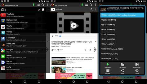 tubemate android tubemate downloader 2 4 2 apk for android version
