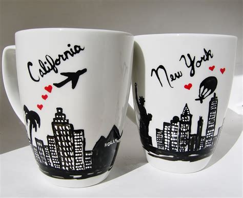 ideas for new relationship distance relationship mug gift by