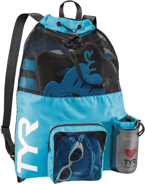 Tas Ultimate Backpack Alliance Team tyr big mesh mummy backpack swim bag mesh gear bag tyr