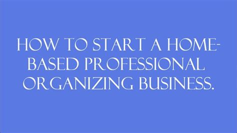 start business from home work at home information how to make money working from home