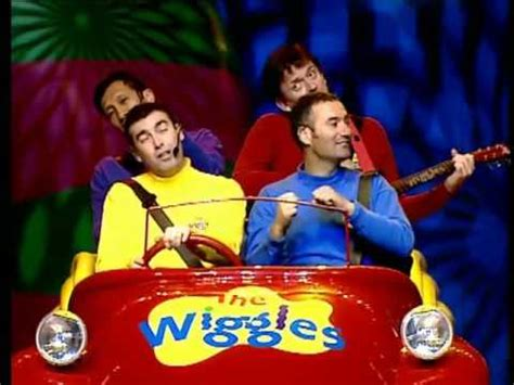 big hot potato the wiggles live in concert hot potato big red car youtube