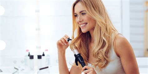 treat damaged hair from curling iron how to properly curl your hair with a curling iron avoid