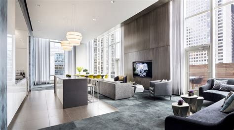appartments chicago oneeleven apartments apartments in river north luxury