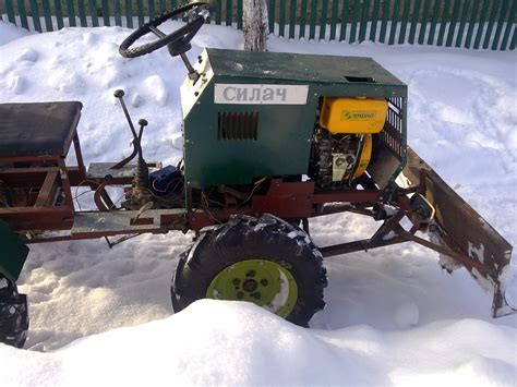 homemade 4x4 homemade tractor 4x4 from ukraine lawn mower forums