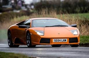 Driving A Lamborghini Driving A Lamborghini Murcielago With 258k On The
