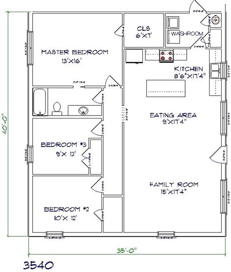 texas barndominium floor plans barndominium bardominimum ideas pinterest