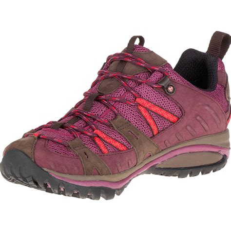 sports walking shoes merrell siren sport tex s walking shoes aw16