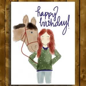 happy birthday wishes with horses page 5