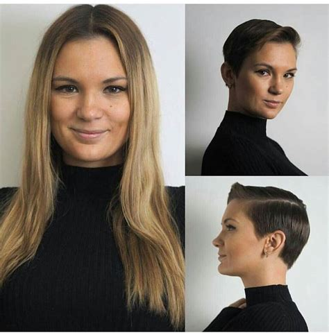 before and after haircut makeovers 1000 images about hair before and after on pinterest