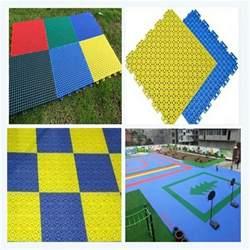 outdoor marble interlocking rubber mats flooring