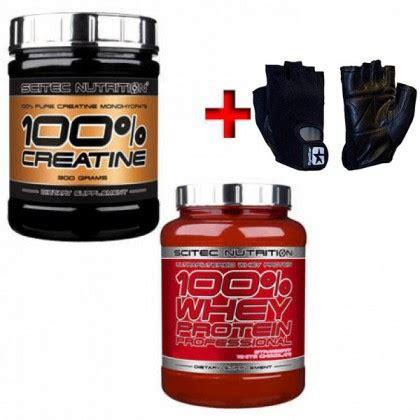 i take creatine and whey protein pack scitec nutrition whey 100 creatine corposflex