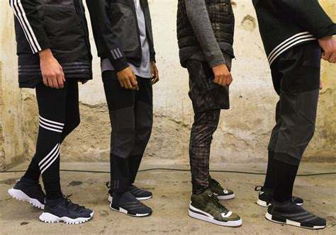 Shoe News From The Shiny Fashion Forum by Adidas Originals White Mountaineering Fw16 Collection
