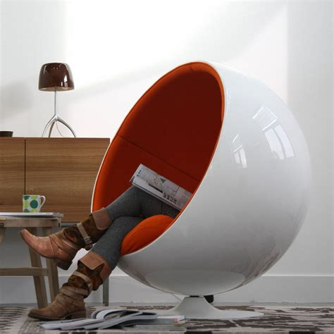 eero office give your home a visual uplift with the iconic ball chair