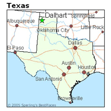 map of dalhart texas best places to live in dalhart texas
