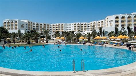 hotel in el kantaoui tunisia hotel riu imperial marhaba in el kantaoui tunisia