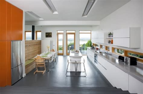 will smith house interior gt smith house refurb extension macgabhann architects
