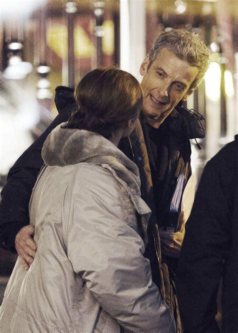 tom hughes fanfiction doctor who jenna coleman peter capaldi 1 because