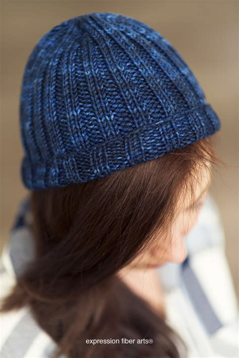 basic knitted hat pattern how to knit a basic beanie hat for beginners kit