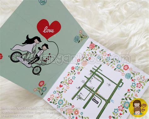 Tali Rami Undangan undanganlucu products undangan softcover lipat 3