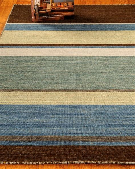 la z boy rugs pacifica dhurrie wool rug woven by artisan rug maker reversible 9 x 12 cottage decor