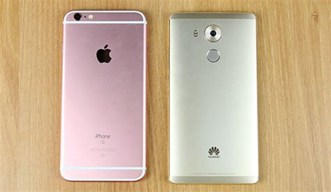 iphone v huawei huawei mate 8 vs apple iphone 6s plus review best tech reviews