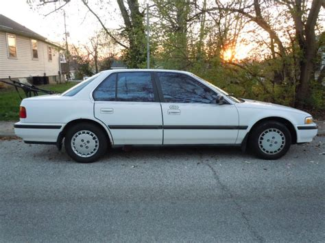 Curbside Classic 1990 Honda Accord Naturalized Citizen