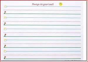 kindergarten writing paper template kindergarten handwriting paper template bestsellerbookdb
