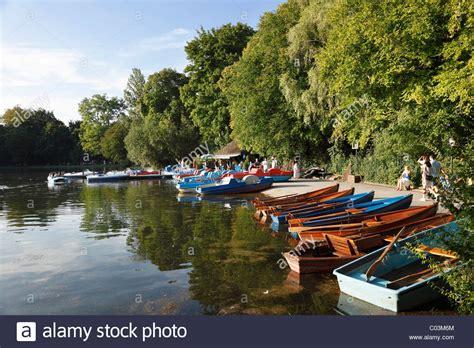 Englischer Garten München Wo Parken by Boat Rental Kleinhesseloher See Lake Englischer Garten