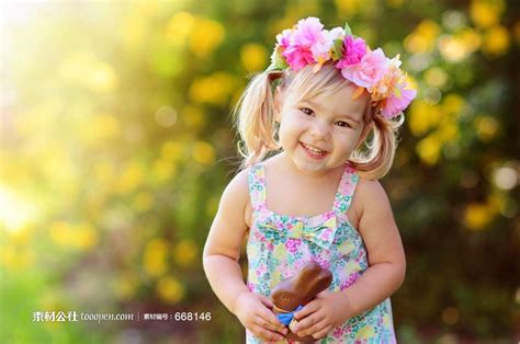 small beautiful pics 外国小女孩素材 素材公社 tooopen