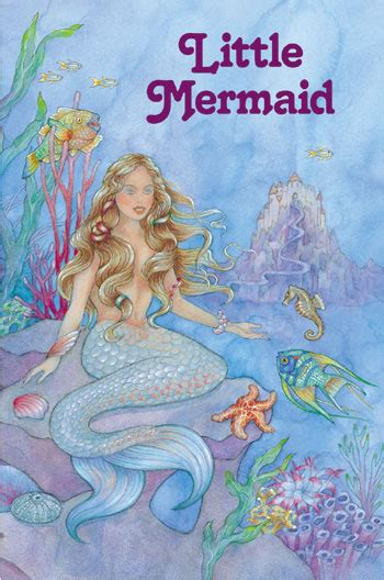 mermaid picture books books