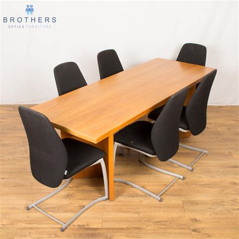 used office tables second boardroom meeting