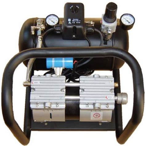 less air compressor with filter regulator auto drain valve and muffler lancer midwest