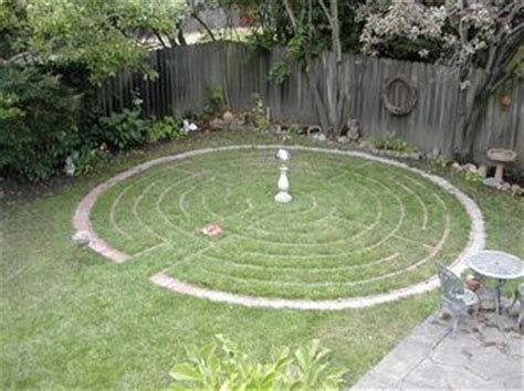 Backyard Labyrinth by Backyard Labyrinth Garden Inspirations