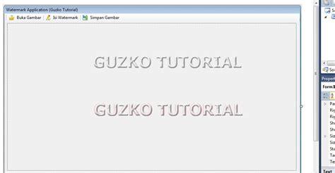 membuat aplikasi android dengan visual studio 2015 membuat aplikasi watermark dengan vb net guzko