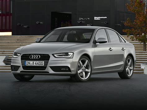 audi a4 2014 audi a4 price photos reviews features