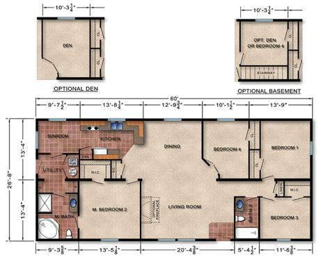 michigan modular homes 113 prices floor plans