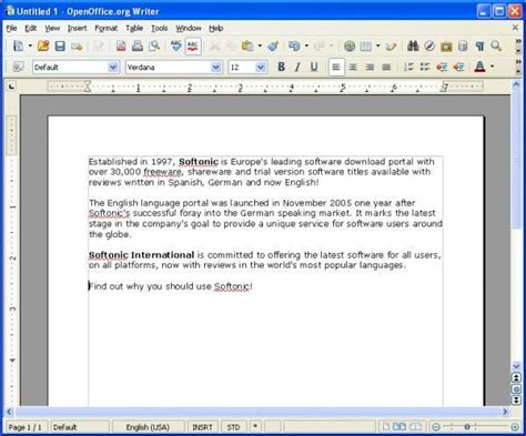 portable openoffice org