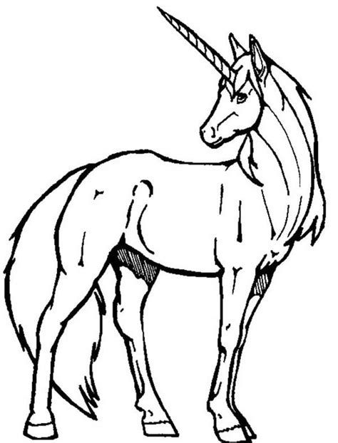 25 Beautiful Drawings Of Unicorns Ideas On Pinterest Drawing Pictures For Colouring