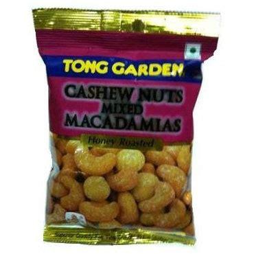 Tong Garden Honey Roasted Cashew Nuts Mixed Macadamias tong garden co pte ltd
