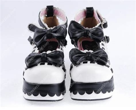 Best Seller Kvoll Sneaker Size 35 36 37 38 39 cheap black and white pu sweet shoes sale at dresses shop