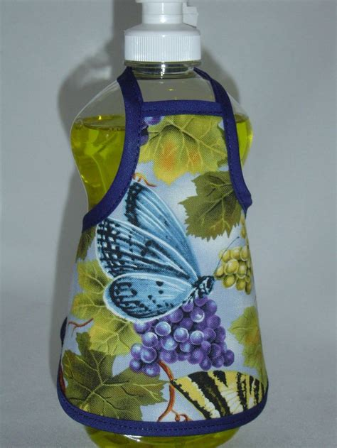 apron pattern for soap bottles 89 best dish soap aprons images on pinterest aprons