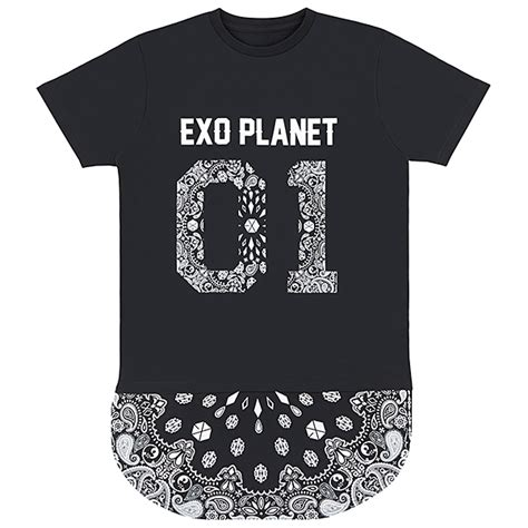 T Shirt Kaos Exordium Exo exo 2014 exo from exoplanet 1 the lost planet in japan