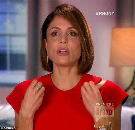 The 8 Worst Things About Being Naturally Slim by Rhony S Jules Wainstein Says Telling Bethenny Frankel