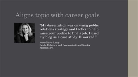 pr dissertation topics dissertation topics for media and relations students