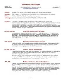 qualifications for a resume exles 7f8ea3a2a new resume