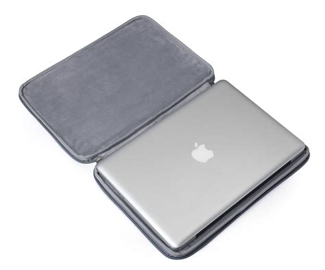 Soft Laptop soft sleeve for macbook 11 12 13 15 inch retina pro air