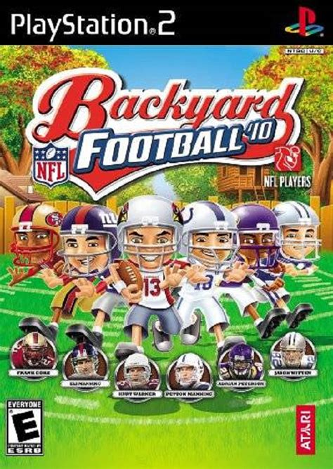 backyard football xbox backyard football 10 xbox 360 outdoor furniture design