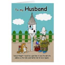 twitter me funny husband birthday card zazzle
